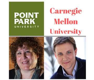 Carnegie Mellon & Point Park University, On Campus Tour & Master Class Weekend
